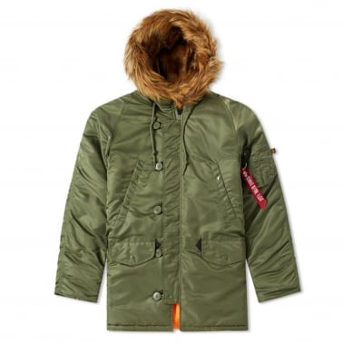 N3B VF59 Parka Coat