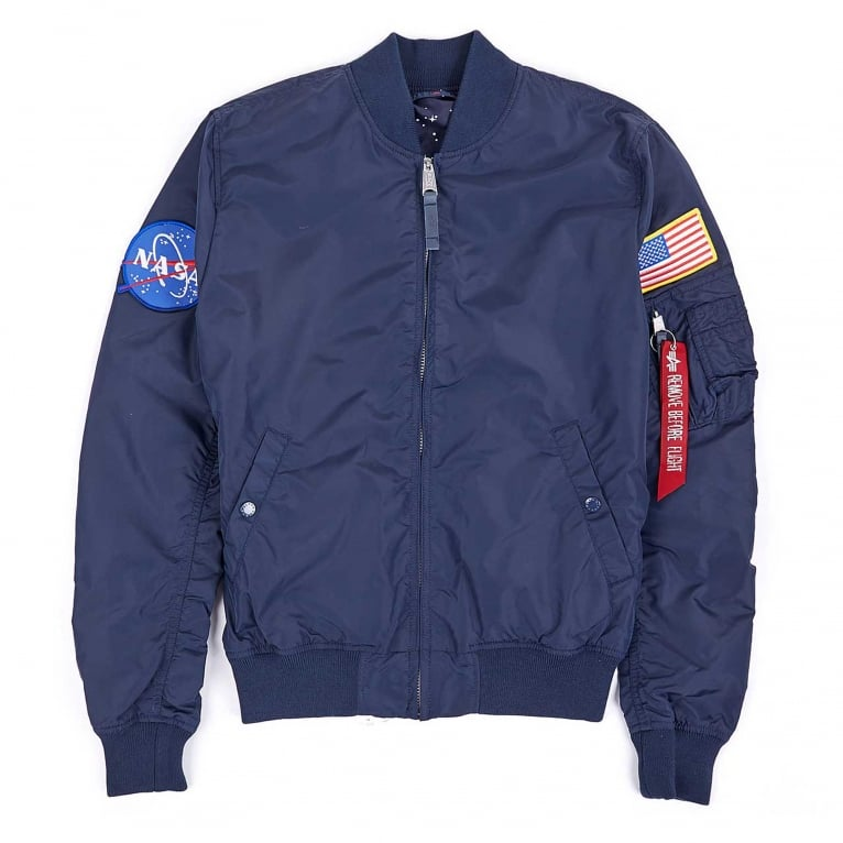 Alpha Industries NASA Reversible MA-1 TT