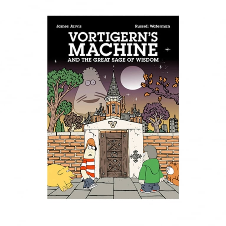 Amos Vortigern's Machine Book