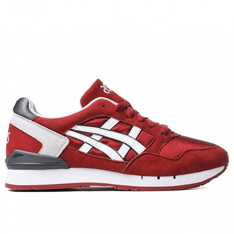 Asics Gel Atlantis Burgundy/White