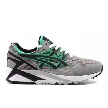 Gel-Kayano - Light Grey/Black/Green