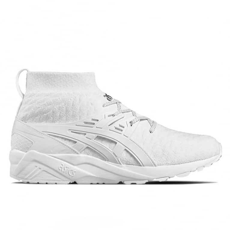 Asics Gel-Kayano Trainer Knit MT - White/White