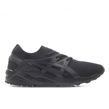 Gel-Kayano Trainer Knitted - Black/Black