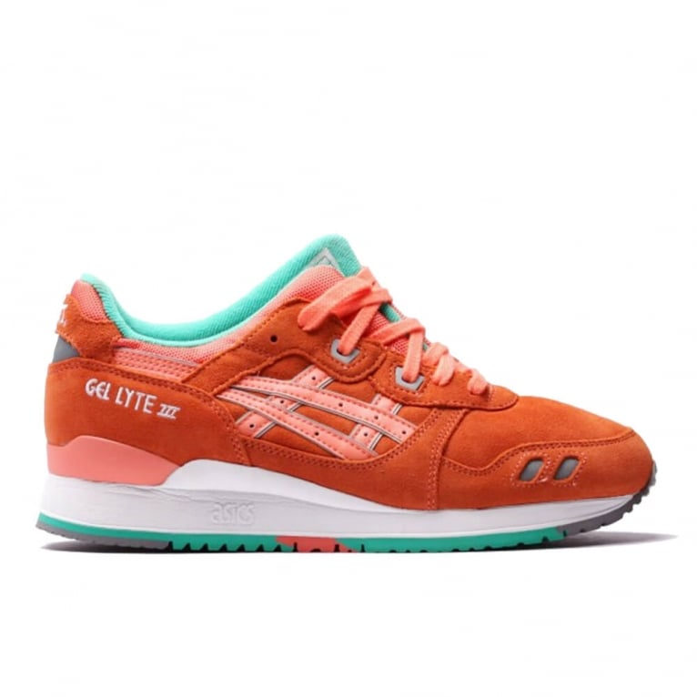 "Asics Gel-Lyte III ""All Weather Pack"" - Salmon"