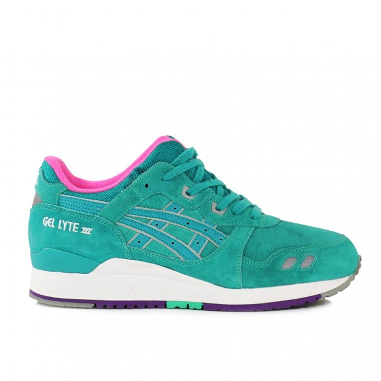 """Asics Gel-Lyte III """"All Weather Pack"""" - Tropical Green"""