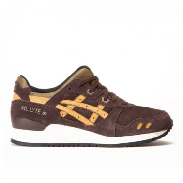 Gel-lyte III 'Bamboo Pack' - Dark Brown/Tan