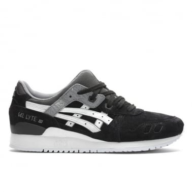 Gel-Lyte III - Black/Soft Grey