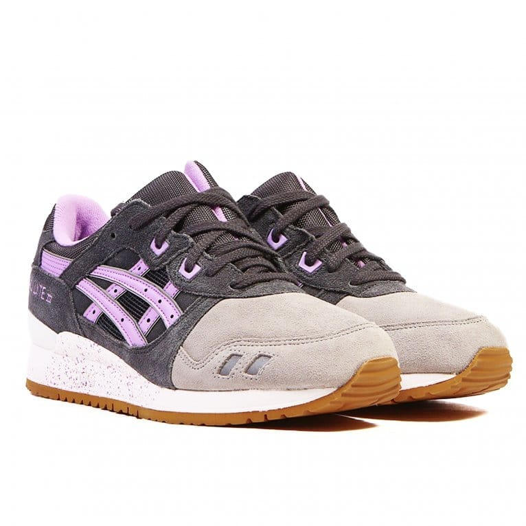 "Asics Gel-Lyte III ""Easter"" - Dark Grey/Sheer"