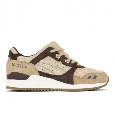 """Gel-Lyte III """"Scratch & Sniff Pack"""" - Sand/Sand"""