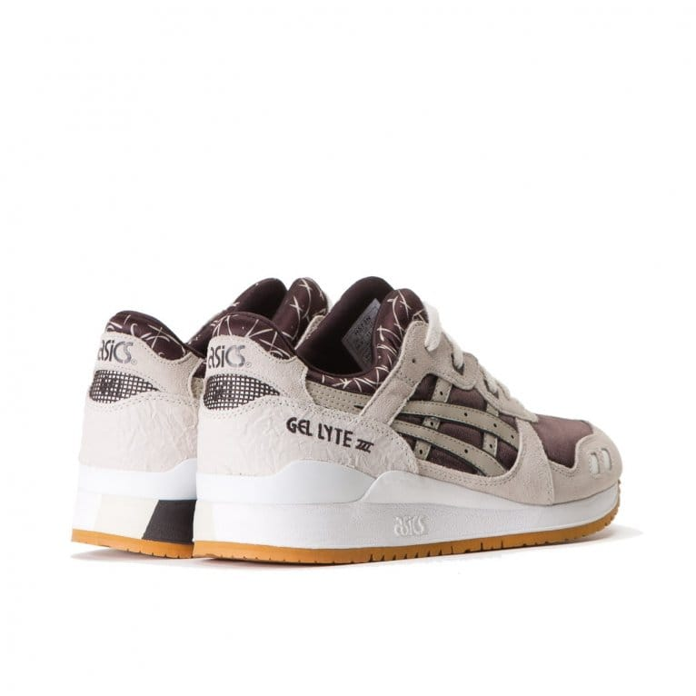 "Asics Gel-Lyte III ""Valentines Day"" - Dark Brown/Sand"