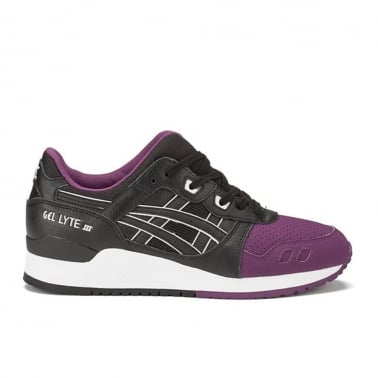 Gel-Lyte lll '50/50' - Purple/Black