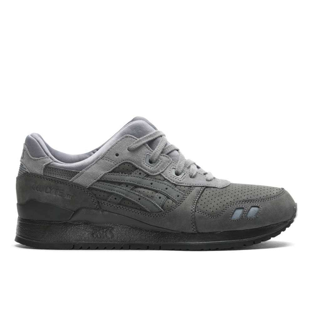 separation shoes 55e3e 4bd37 Asics Gel-Lyte lll 'Moonwalker' - Dark/Grey
