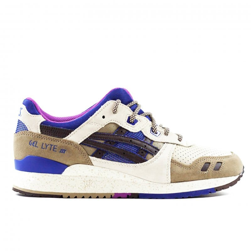 Facilitar Visible complicaciones  Asics Gel-lyte III Light Brown/Dark Brown | Natterjacks
