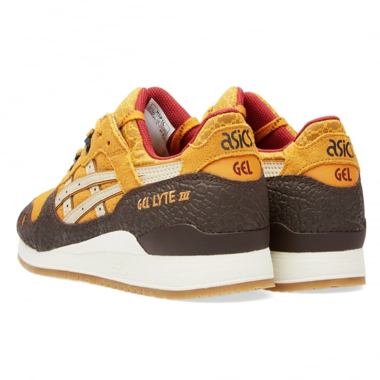 Asics Gel-Lyte lll 'Workwear' - Tan/Sand