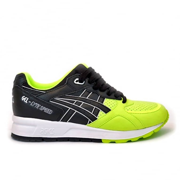 Asics Gel-Lyte Speed '50/50' - Safety Yellow/Black