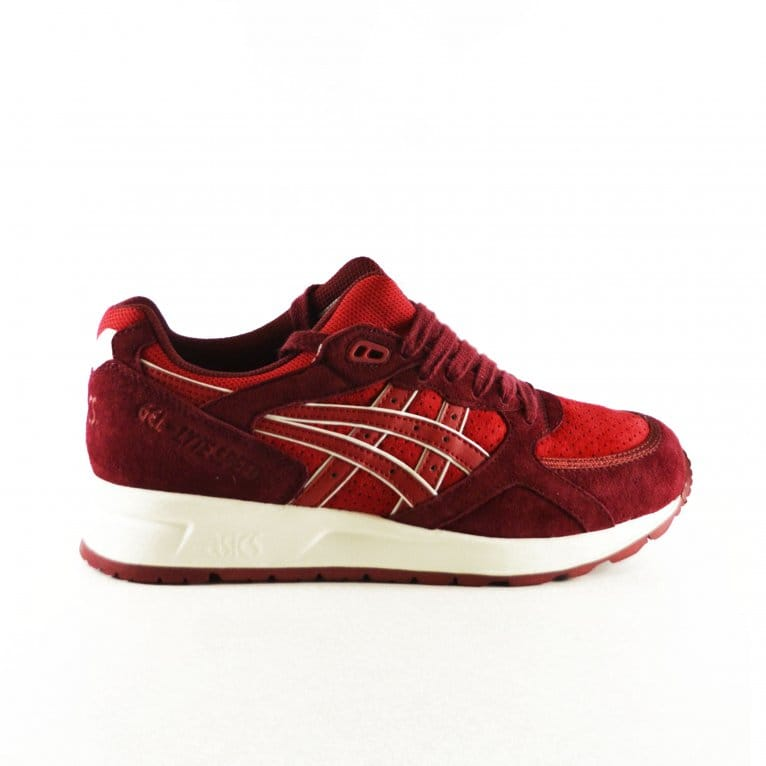 "Asics Gel-Lyte Speed ""Scratch & Sniff Pack"" - Burgundy/Red"