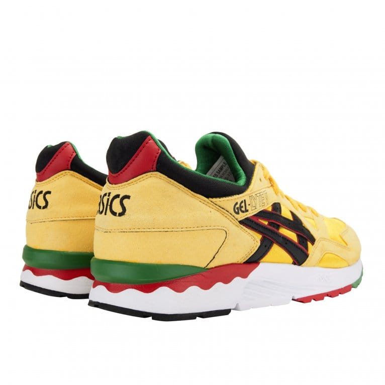 "Asics Gel-Lyte V ""Carnival"" - Yellow/Black"