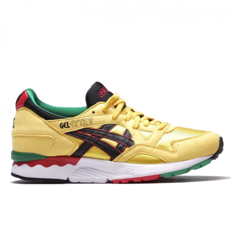 new products 8bc5d 3a7c5 Gel-Lyte V  quot Carnival quot  - Yellow Black