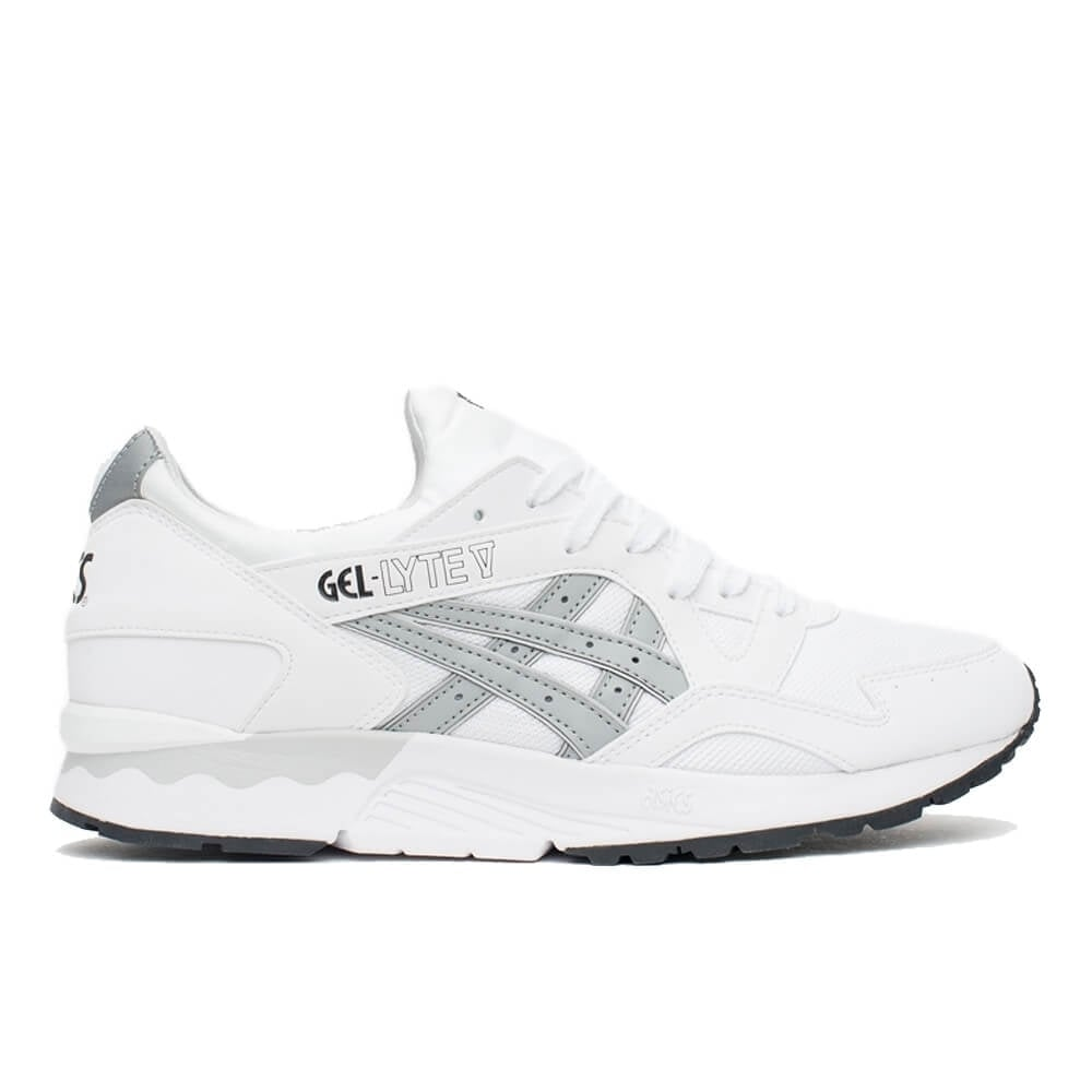 official photos aa877 44fd9 Asics Gel-Lyte V 'White Pack' - White/Light Grey