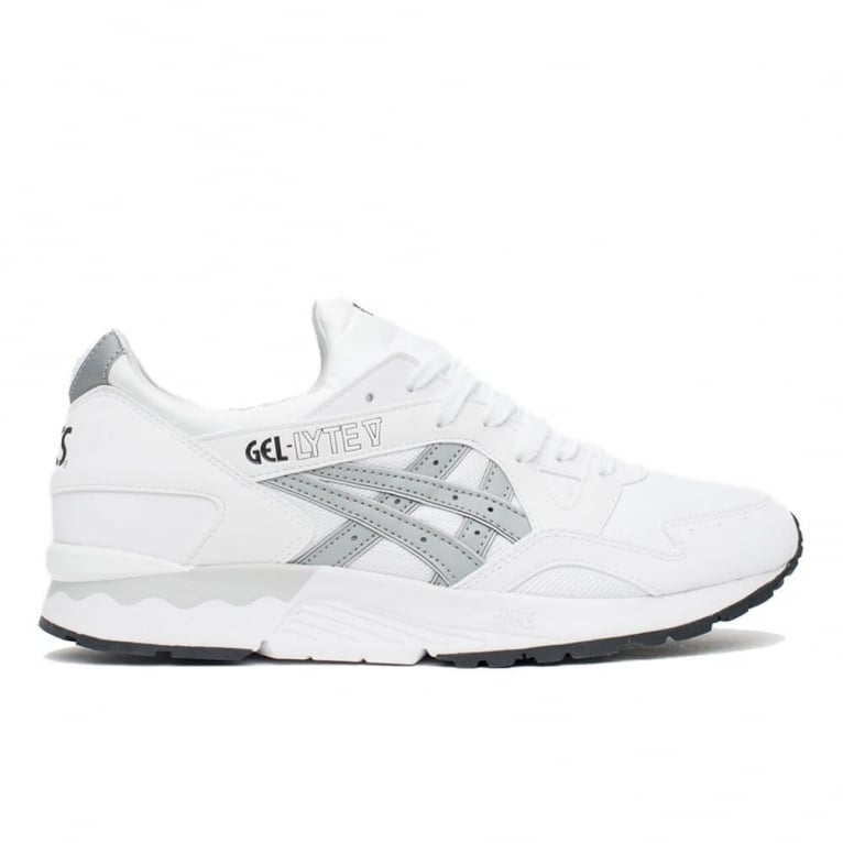 Asics Gel-Lyte V 'White Pack' - White/Light Grey