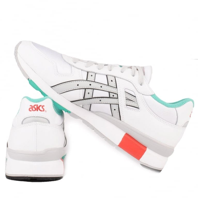 Asics GT-II White/Grey