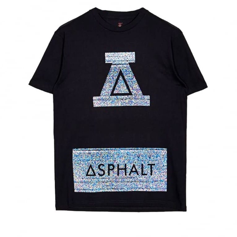 Asphalt Yacht Club Riot Icon T-shirt - Black