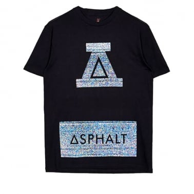 Asphalt Yacht Club Riot Icon T-shirt - Black