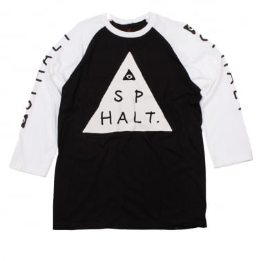 Yacht Club Delta Raglan - Black