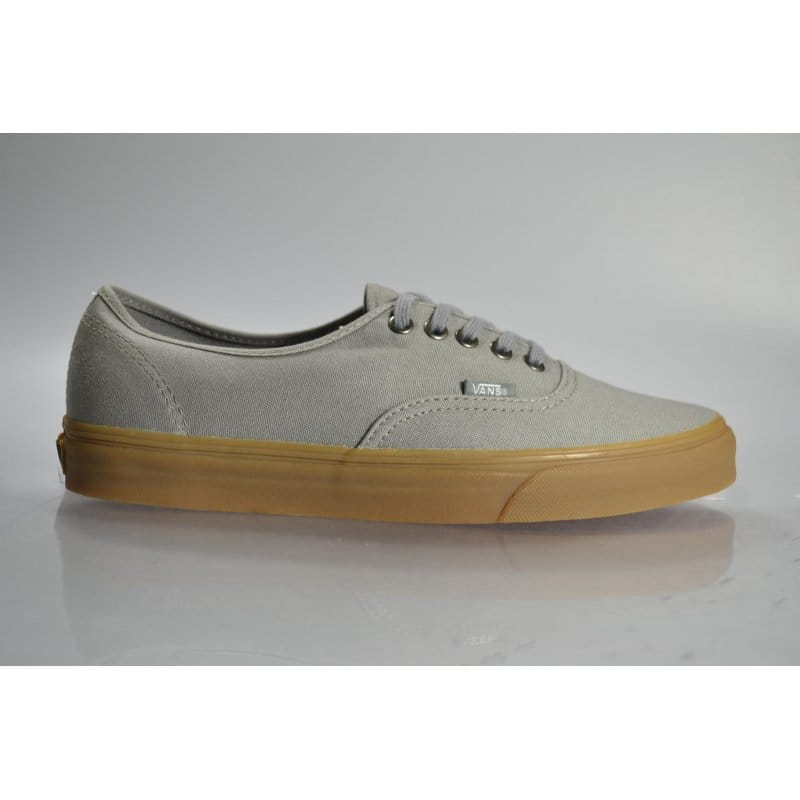 39a11e2ba734af Vans Authentic Gum Sole Frost Grey
