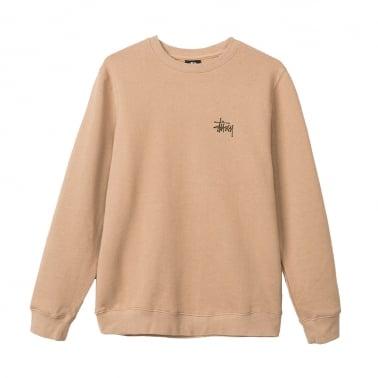 Basic Stussy Crewneck Sweatshirt