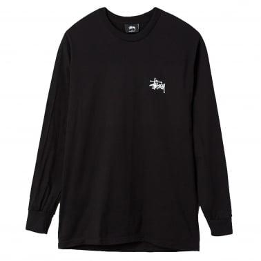 Basic Stussy Long Sleeve T-Shirt