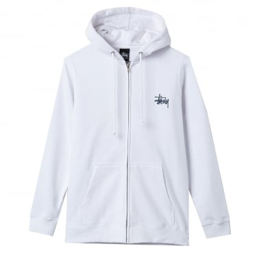 Basic Stussy Zip Hood