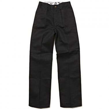 Trim Fit Pants - Black