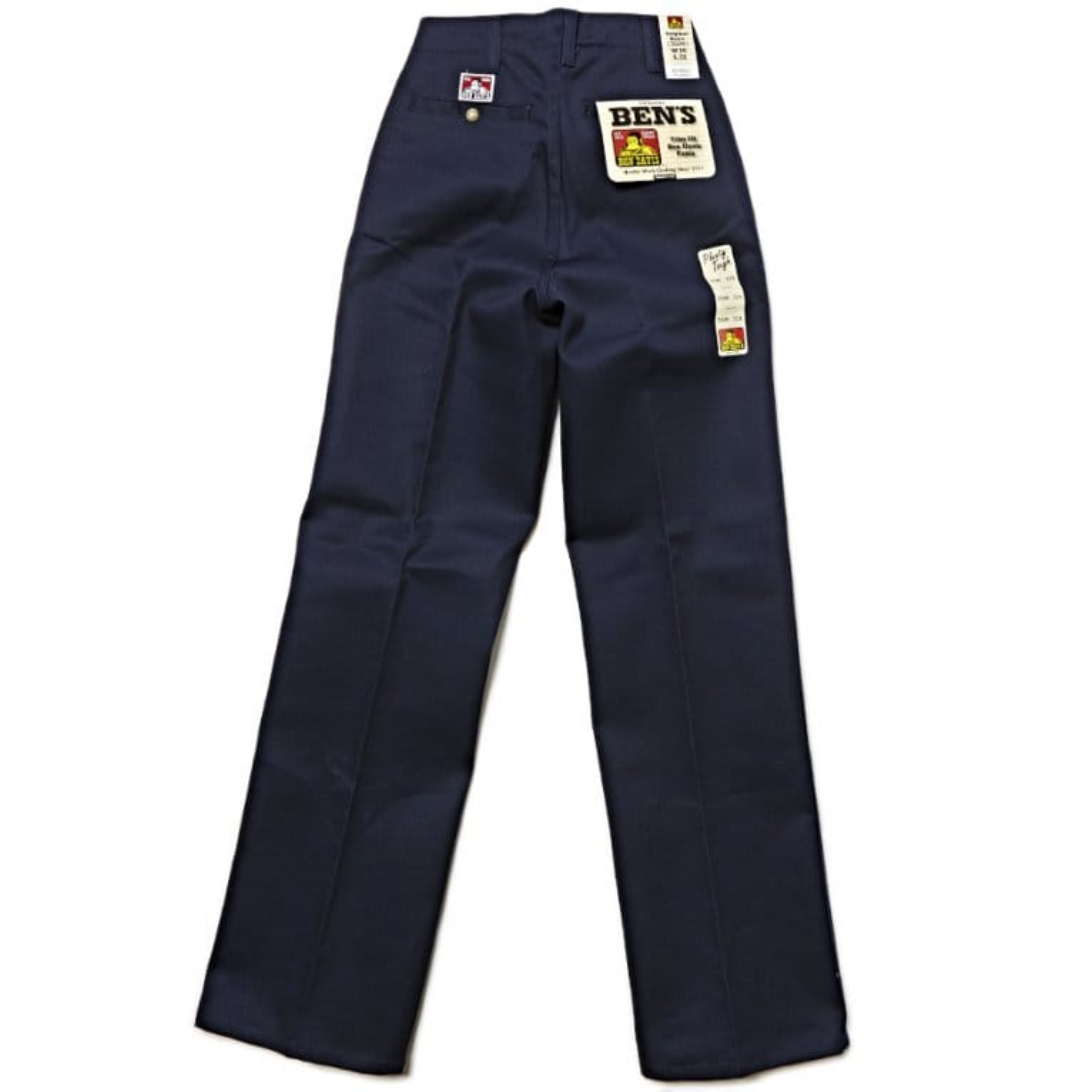 Ben Davis Trim Fit Pants - Navy