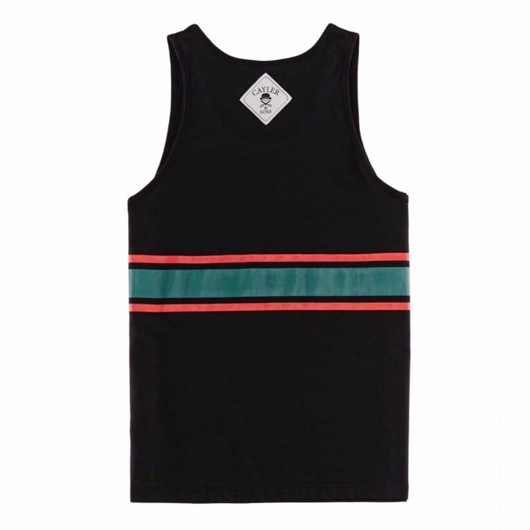 Cayler & Sons Biggie Tank Black/Green