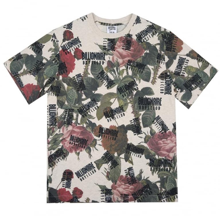 Billionaire Boys Club Floral T-Shirt
