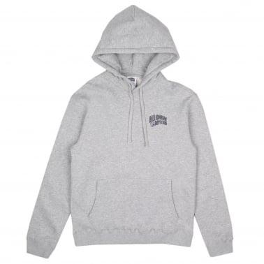 Small Arch Logo Hood
