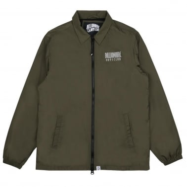 Zip Coach Jacket