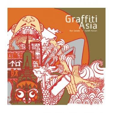 Books Graffiti Asia