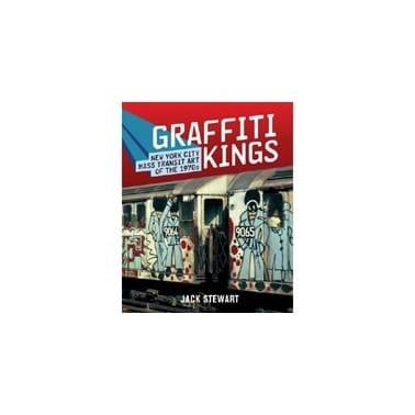 Books Graffiti Kings