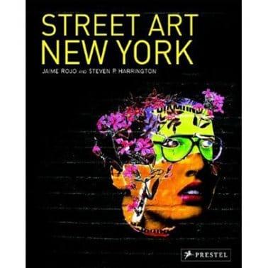 Books Street Art Ny