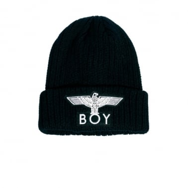 Boy London Eagle Beanie - Black