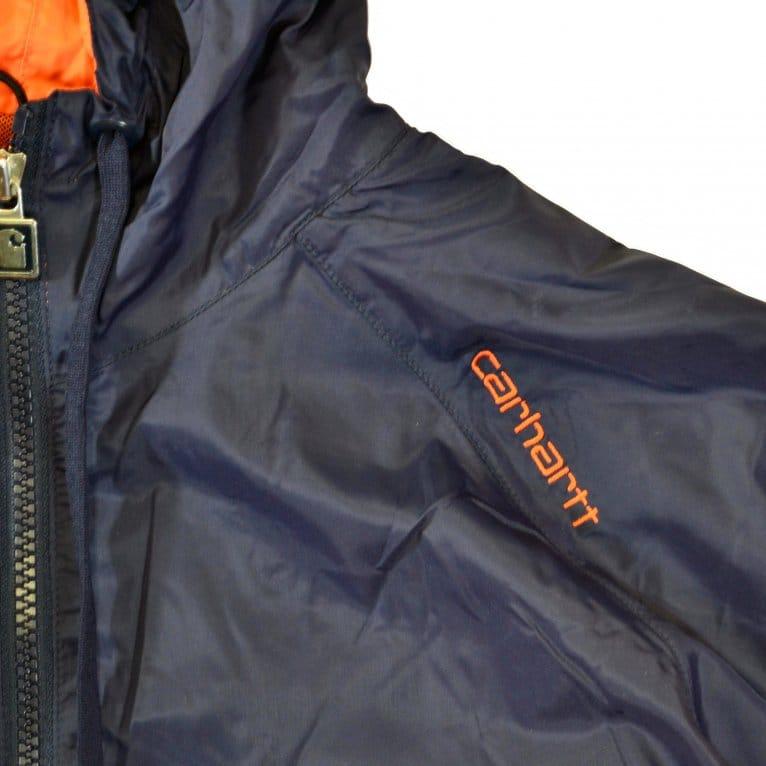 Carhartt WIP Discovery Jacket - Navy