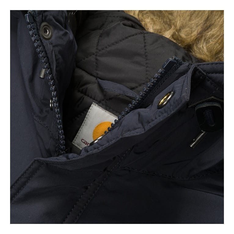 Carhartt WIP Marshall Jacket - Dark Navy