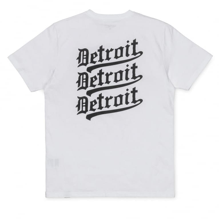 Carhartt WIP 3D T-shirt - White