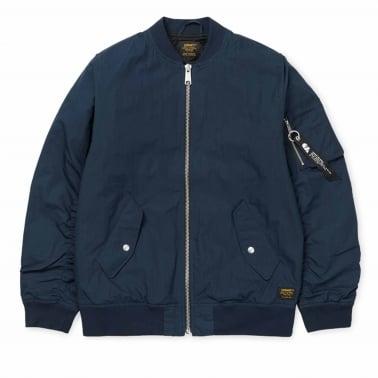 Adams Jacket - Navy