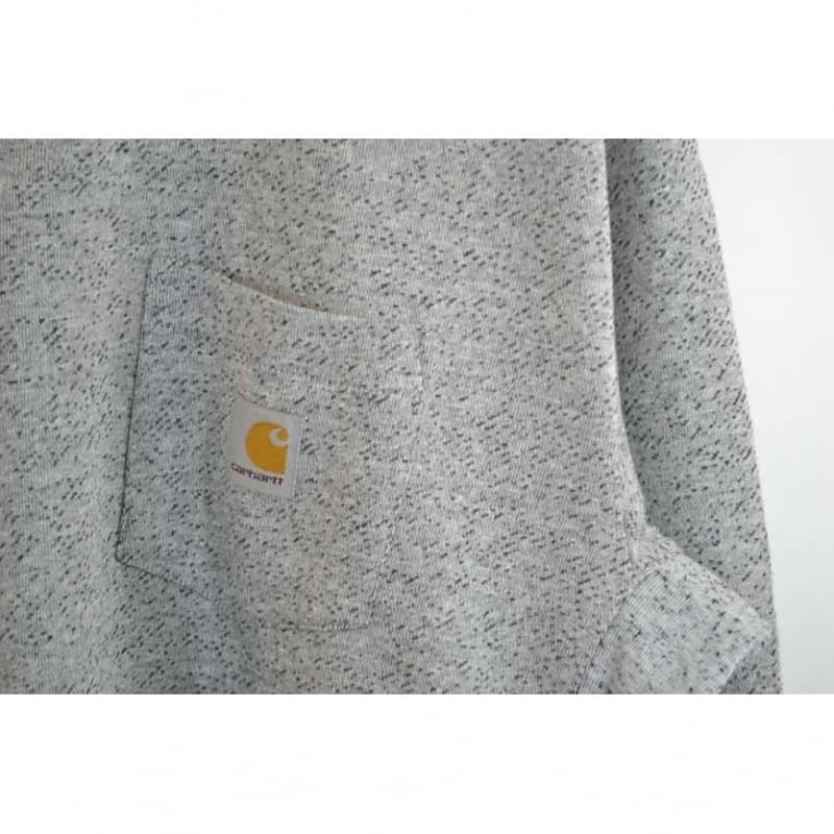 Carhartt WIP Adley Sweat Grey Heather