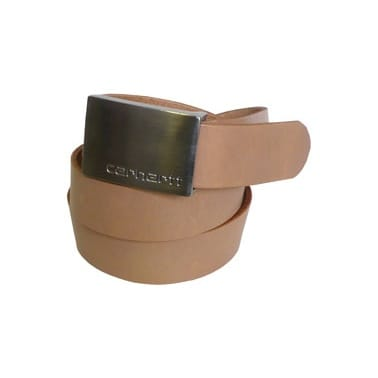 Army Leather Belt Natural