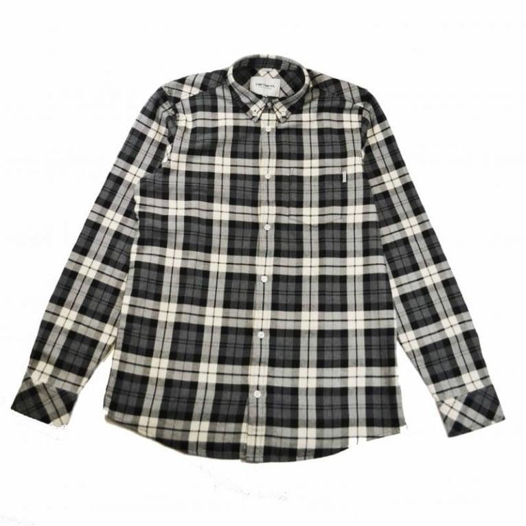 Carhartt WIP Baker Long Sleeve Shirt