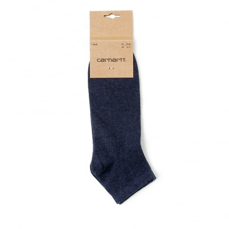 Carhartt WIP Basic Shorty Socks - Colony Heather